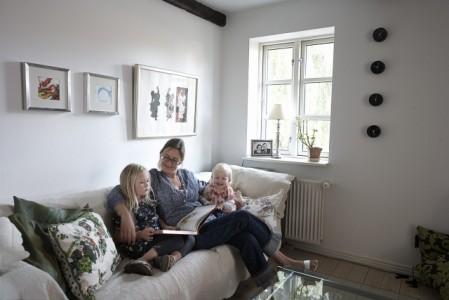 Solmer House Interior Feature (Denmark)