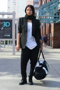 Montreal Autumn Street Fashion