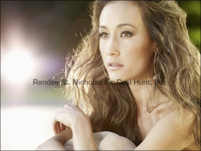 Maggie Q: Fashion Shoot and Interview