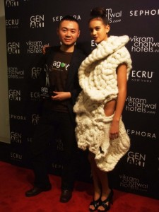 New Fashion Designer Johan Ku