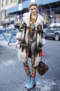 Fashion Week Off Runway Photos (NYC, Milan and Paris)
