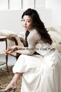 Jun Ji-Hyun: Fashion Shoot and Interview