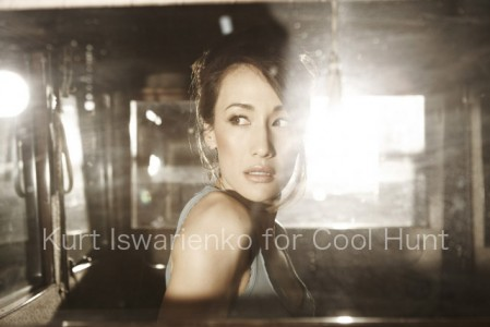 Maggie Q:  Fashion Shoot and Feature Interview