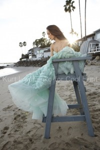 "Maggie Q: ""Summer Romance"" Fashion Shoot and Feature Interview"
