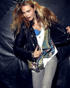 Cara Delevingne style photos and fashion interview