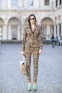 FW12 Fashion Week Street Style Photos (New York, Milan, Paris)