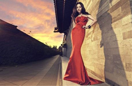 Zhao Wei Fashion Shoot And Interview