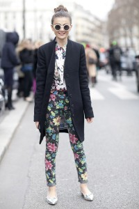 FW12 Fashion Week Street Style – Classic Whimsy