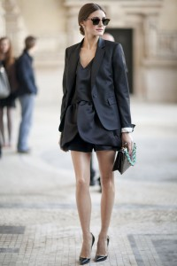 FW12 Fashion Week Street Style – Chic Seduction
