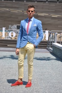Pitti Uomo Summer 2012 Men's Street Fashion