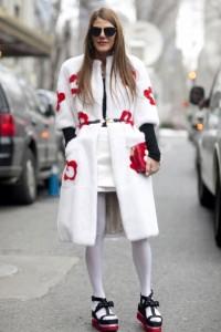 FW13 Fashion Week Street Style (New York, Milan, Paris)
