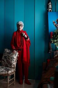 Ageless Style: The Wisdom of Older Women